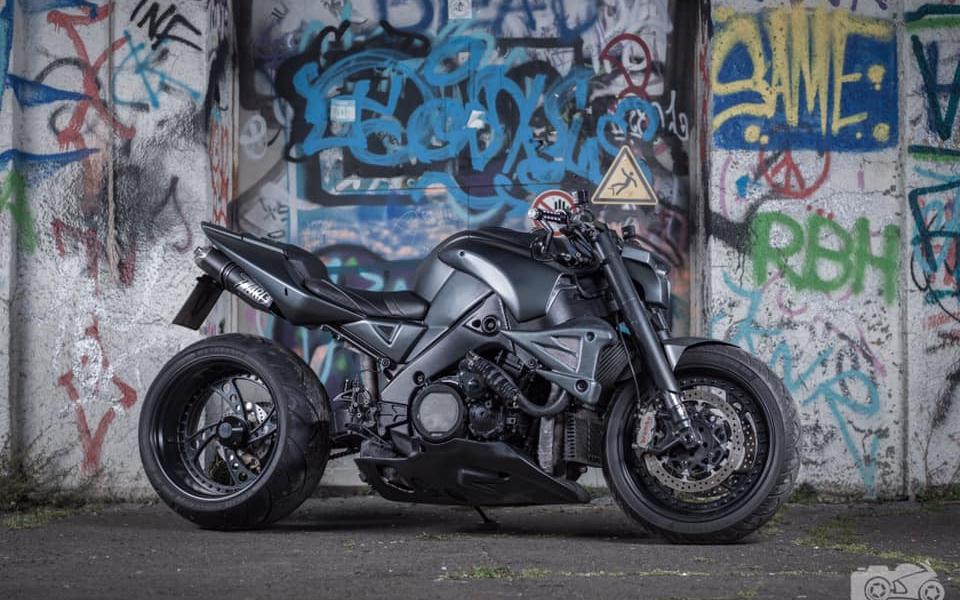 H-Customz, Hangover, Custom Bikes, Hannover, Streeetfighter, Motorcycle