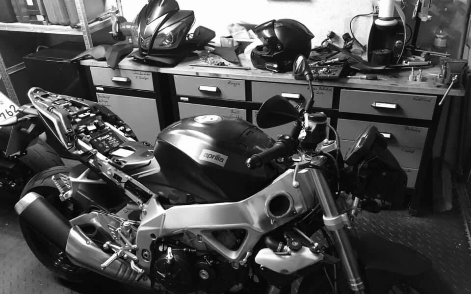 H-Customz, Custom Bike, Hangover, Hannover